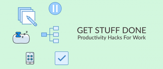 get stuff done - maximise productivity in 2019