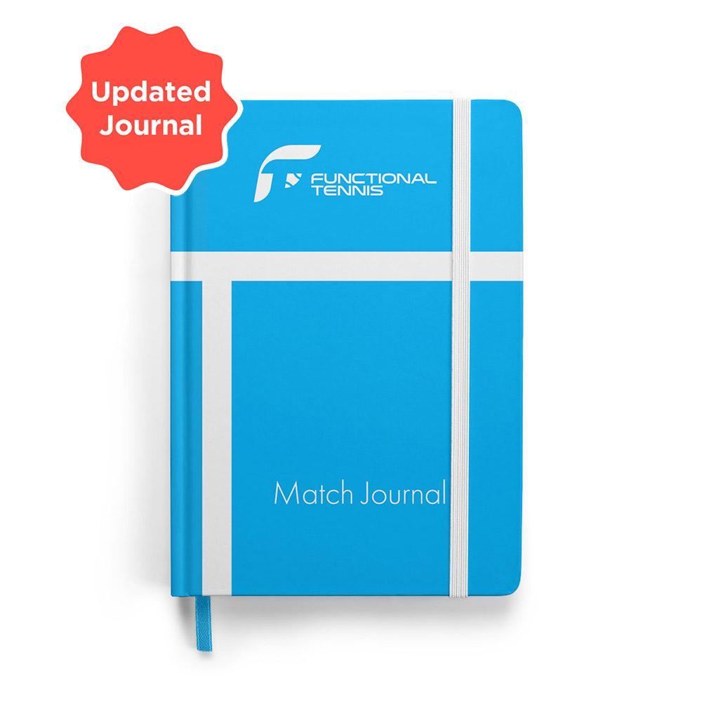 Functional tennis match journal