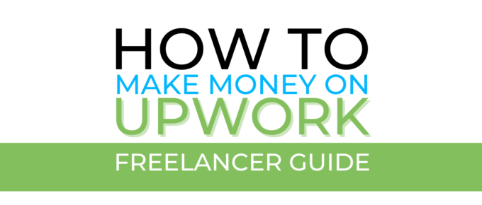 how to make money on upwork freelancers