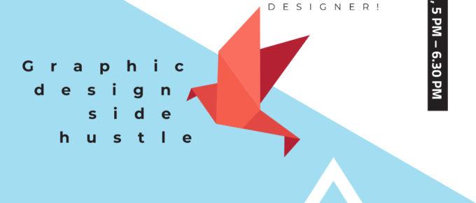 graphic design side hustle guide