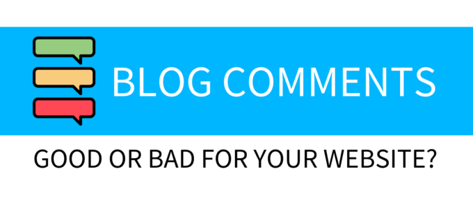 blog comments on your website
