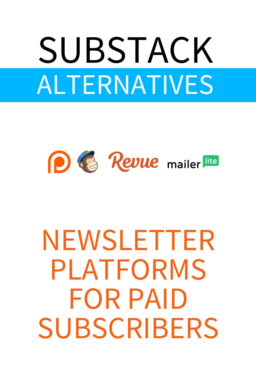 substack alternatives pinterest