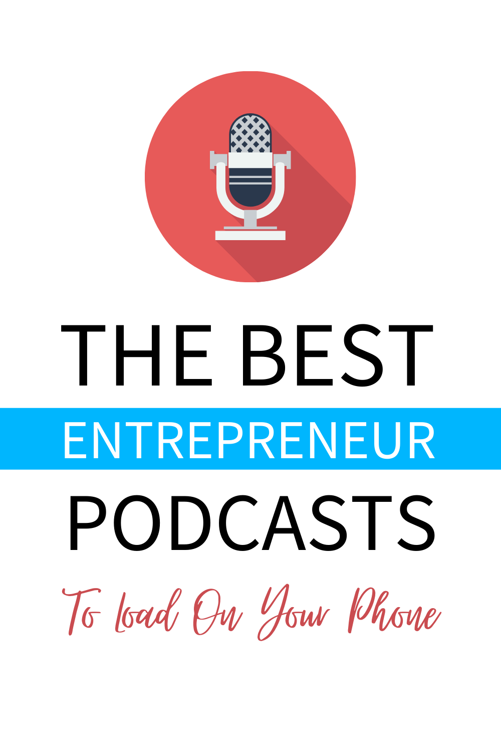 top podcasts for entrepeneurs